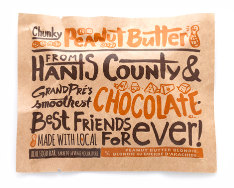 Packaging series for locally-sourced granola bars & oatmeal.  <br>Printed in Communication Arts (November 2014), FPO (Q3 2014), <br>and Applied Arts (September 2015)<br>Listed as 5th Best Project of 2014 by FPO: http://goo.gl/uKKBe3 <br>Gold (ICE Awards 2014) <br>Silver (ICE Awards 2015)